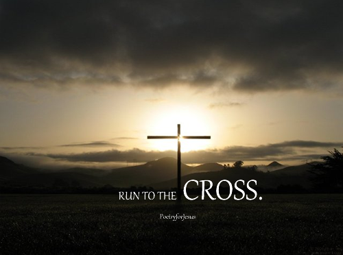 Salvation is at the Cross