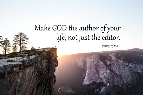 God is the Author